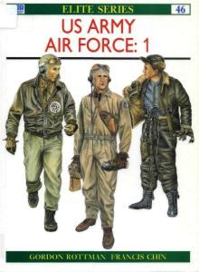 Elite 046 - US Army Air Force -1[Osprey Elite 46]