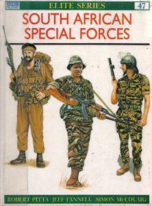 Elite 047 - South African Special Forces[Osprey Elite 47]