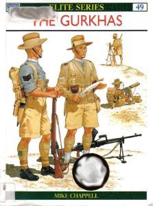 Elite 049 - The Gurkhas[Osprey Elite 49]