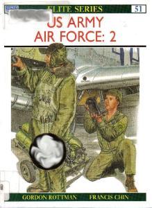 Elite 051 - US Army Air Force 2[Osprey Elite 51]
