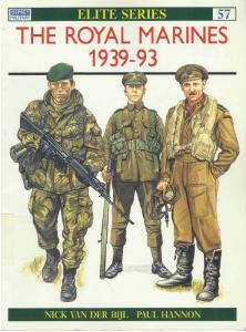Elite 057 - The Royal Marines 1939-93[Osprey Elite 57]