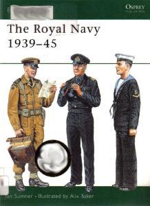 Elite 079 - The Royal Navy 1939-45[Osprey Elite 79]