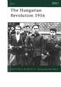 Elite 148 - The Hungarian Revolution 1956