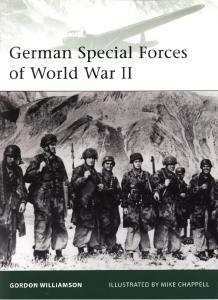 Elite 177 - German Special Forces of World War II