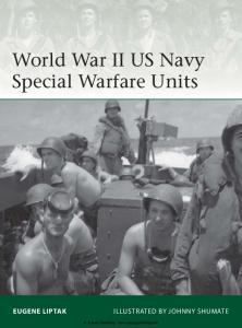 Elite 203 - World War II US Navy Special Warfare Units