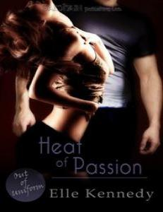 Elle Kennedy, Heat of Passion_ An Out of Uniform story