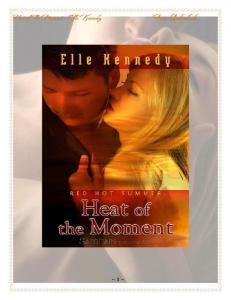 Elle Kennedy Heat of the Moment -