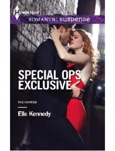 Elle Kennedy - Hunted, The 03 - Special Ops Exclusive