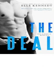 Elle Kennedy The Deal (Off-Campus #1) -