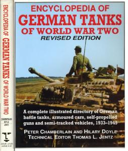 Encyclopedia of German Tanks of World War Two