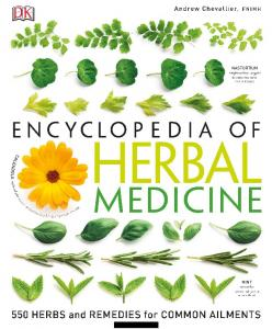 Encyclopedia of Herbal Medicine - 3rd Edition (DK Publishing) (2016)