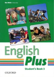 English Plus 3 Students Book