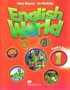 English World 1 - Pupils Book