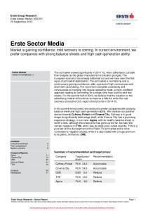 Erste Bank - CEE Sector Reports_ Erste Sector Media[1]