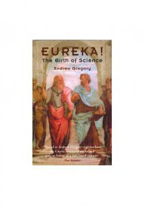 EUREKA THE BIRTH OF SCIENCE - ANDREW GREGORY