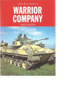 Europa Militaria 025 - Warrior company