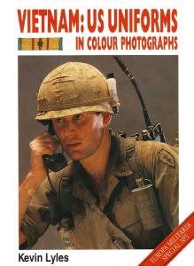 Europa Militaria Special 003 - Vietnam. U.S.Uniforms in Colour Photographs