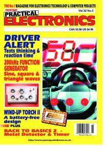 Everyday Practical Electronics 2003-03