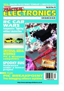 Everyday Practical Electronics 2003-10