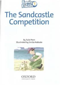 Family and Friends Readers 1 The Sandcastle Com