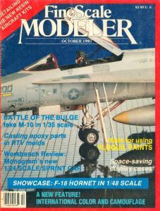 FineScale Modeler 1987.10 - vol. 05-05