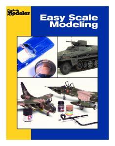 FineScale Modeler - Easy Scale Modeling