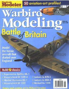 FineScale Modeler - Warbird Modeling