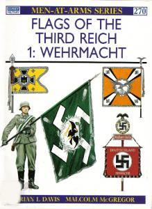 Flags of the Third Reich (1) Wehrmacht