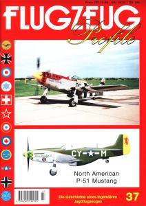 Flugzeug Profile 037 - North American P-51 Mustang