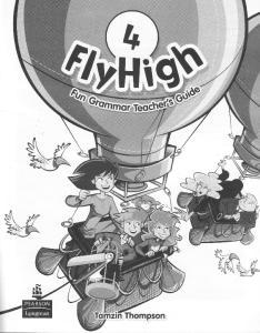 FlyHigh 4 Fun Grammar Teachers Guide