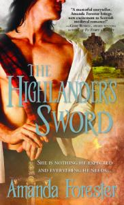 Forester Amanda - The Highlanders Sword