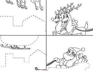 free_Christmas Art Skills