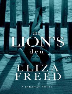 Freed Eliza - The Lions Den (Faraway #2) -