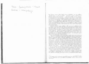 Freud - Sztuki plastyczne i literatura - Pisarz i fantazjowanie