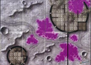 Gamma World Legion of Gold Maps