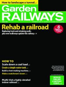 Garden Railways 2015-04