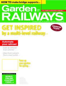 Garden Railways 2015-06