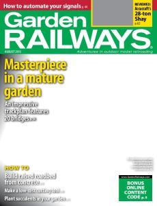 Garden Railways 2015-08