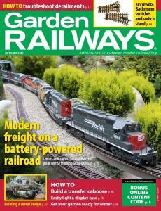 Garden Railways 2015-10
