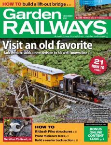 Garden Railways 2015-12