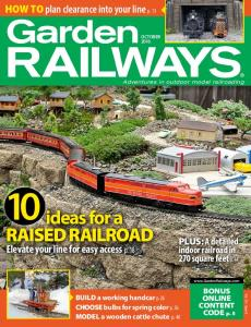Garden Railways 2016-10