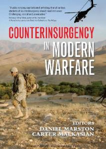 General Military - Counterinsurgency in Modern Warfare