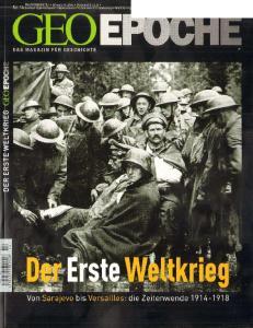 GEO Epoche 014 - Der Erste Weltkrieg