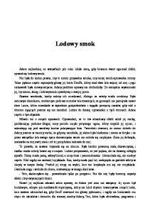 George R R Martin Lodowy smok