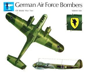 German Air Force Bombers of World War II