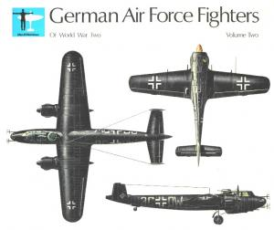 German Air Force Fighters of World War II (2)