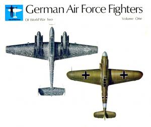 German Air Force Fighters of World War II