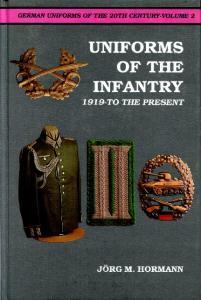 German Uniforms of the 20th Century Vol II