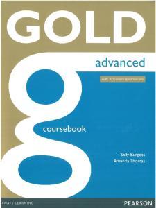 Gold Advanced Coursebook 2015 exam