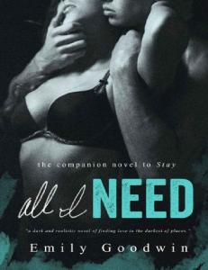 Goodwin Emily - All I Need (Stay #2) -